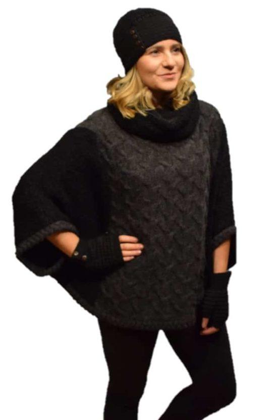 Black gigi pullover