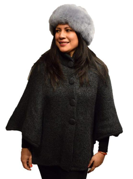 Dark grey marina cape