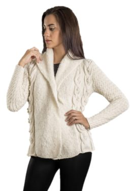 Arequipa cardigan cream