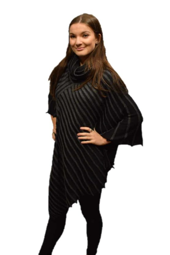 Black Skye poncho