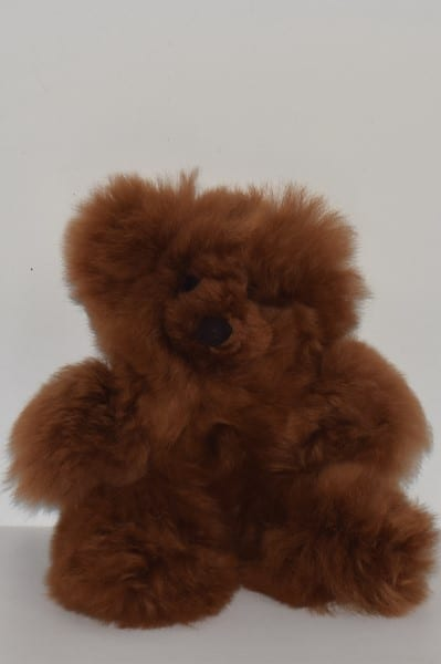 brown medium teddy bear
