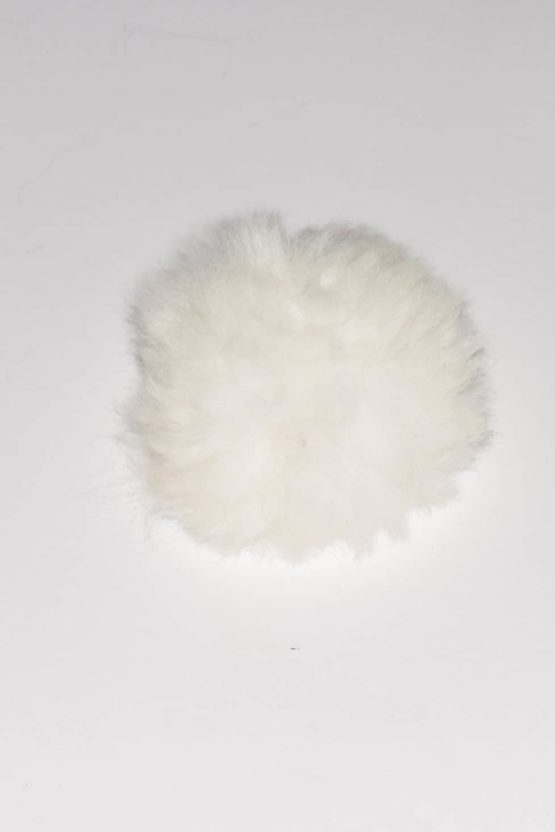 White Pom Pom