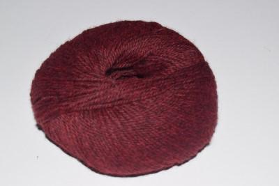 Baby-Alpaca-yarn-Burgundy-M620-DK