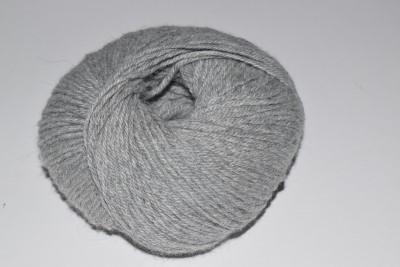 Alpaca-yarn-Grey-401-DK