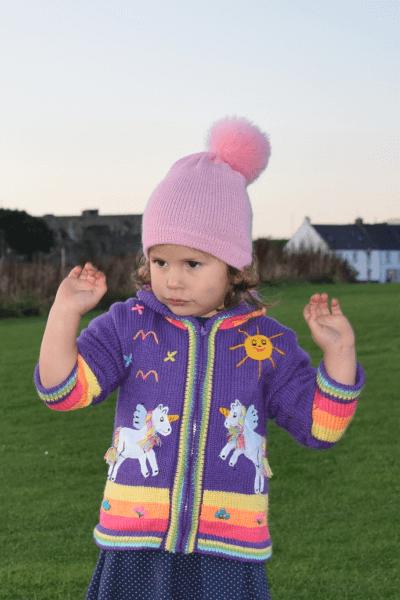 purple unicorn 4-5