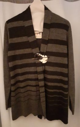 Black-Grey-Stripped-easy-fit-cardigan
