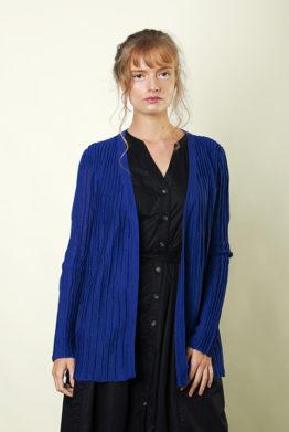 Luna cardigan- Blue
