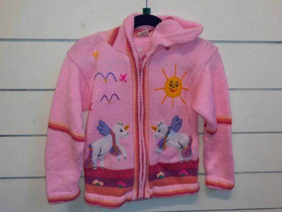 Unicorn pink 4-5