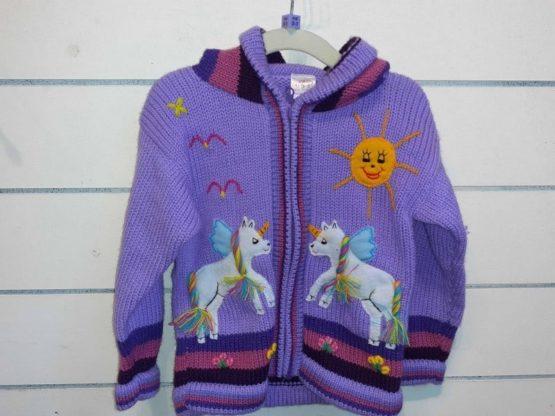 Unicorn's violet 2-3