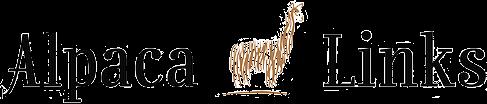 Alpaca Links